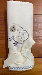 sheepy baby wrap